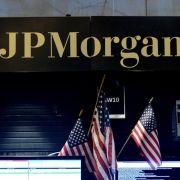 US-Großbank JPMorgan schwächelt (Foto)