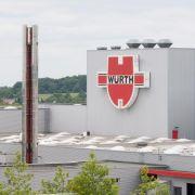 Würth knackt beimUmsatz erstmals 10-Milliarden-Euro-Marke (Foto)