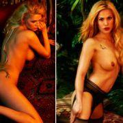 Sara Kulka und Angelina Heger im Playboy