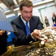 Bayern will eine Milliarde beim Finanzausgleich sparen (Foto)