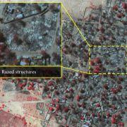 Amnesty: Katastrophale Verwüstung bei Boko-Haram-Angriff in Nigeria (Foto)