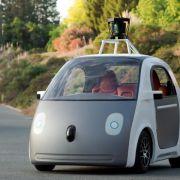 Google plant Testflotte aus 150 selbstfahrenden Autos (Foto)