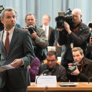 Ziercke im Edathy-Ausschuss: Wie verrückt ist das eigentlich? (Foto)