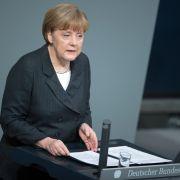 Angela Merkel macht Judenhass zur Bürgerpflicht (Foto)