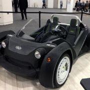 Analyse:Autos aus dem Copyshop? US-Firma druckt Fahrzeug in 44 Stunden (Foto)