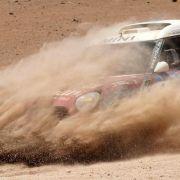 Finale bei der Wüstenrallye: Al-Attiyah zum zweiten Mal Sieger (Foto)