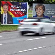 Merkel sieht CDU durch AfD nicht geschwächt (Foto)
