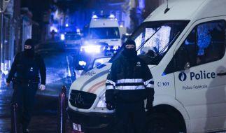 Anti-Terroraktion im ostbelgischen Verviers: Der Einsatz soll sich gegen Syrien-Heimkehrer gerichtet haben. (Foto)