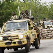 Nigerias Armee schlägt Boko-Haram-Attacke zurück (Foto)