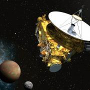 Raumsonde «New Horizons» beginnt Anflug auf Pluto (Foto)