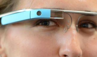 Analyse:Unsichere Zukunft für umstrittene Datenbrille Google Glass (Foto)