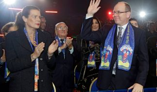 Internationales Zirkusfestival von Monte-Carlo: Prinzessin Stéphanie und Fürst Albert trauern um einen verunglückten Artisten. (Foto)
