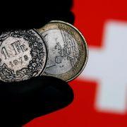 Schweizer Franken-Freigabe schockiert Kreditnehmer in Osteuropa (Foto)