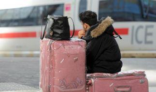 Bahn-Streik 2015: Bleiben Fahrgäste erneut auf ihren Koffern sitzen? (Foto)