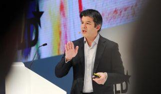 Uber-Chef verspricht Europa zehntausende neue Jobs (Foto)