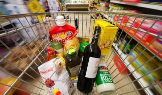 Obwohl wir gar nicht soviel kaufen wollen, werden wir im Supermarkt automatisch dazu verführt. (Foto)