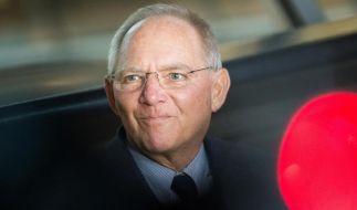 Schäuble: Partnerschaft mit Indien intensivieren (Foto)