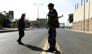 Schwere Kämpfe um Präsidentenpalast im Jemen (Foto)