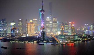 China wächst so langsam wie seit 24 Jahren nicht mehr (Foto)