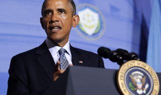 Obama hält Rede zur Lage der Nation (Foto)