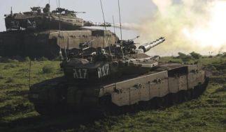 Iran droht Israel mit «Blitzschlägen» (Foto)