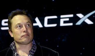 Google bei privater Raumfahrt-Firma SpaceX eingestiegen (Foto)