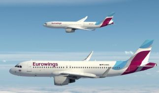 Einigung über Pilotengehälter bei Lufthansa-Tochter Eurowings (Foto)