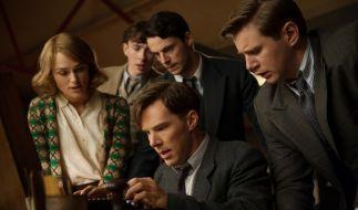 Der geniale Mathematiker Alan Turing scheint die geheimnisvolle Enigma-Maschine der Nazis geknackt zu haben. (Foto)