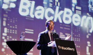 Blackberry: Apps müssen für alle Plattformen verfügbar sein (Foto)