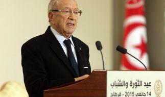 Steinmeier besucht Tunesien (Foto)