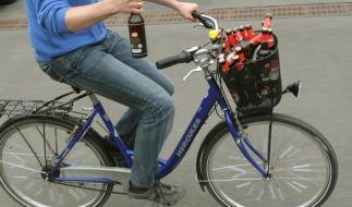 Experten wollen neues Alkohol-Limit für Radfahrer (Foto)
