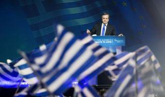 Griechenland steht vor entscheidenden Wahlen (Foto)