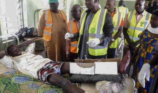 Nigeria: Boko Haram greift Metropole Maiduguri an, erobert Kleinstadt (Foto)