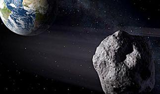 Heute rast ein riesiger Asteroid namens 2004 BL86 an der Erde vorbei. (Foto)