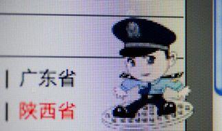 China verschärft Zensur im Internet - viele Tunneldienste blockiert (Foto)