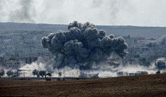 Kurden vertreiben IS-Miliz aus Kobane (Foto)