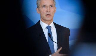 Nato-Generalsekretär widerspricht Putin: «Unsinn» (Foto)