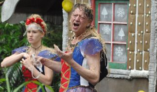 RTL will C-Promis jetzt auch noch im Sommer-Dschungelcamp verbraten. (Foto)