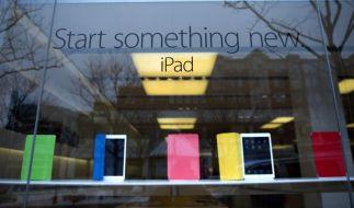 Rekord-Quartal für Apple dank iPhone 6 (Foto)