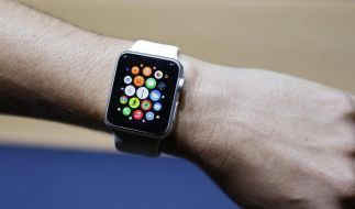 Apple-Computeruhr kommt im April (Foto)