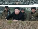 Bericht: Nordkoreas Machthaber sagt Besuch in Russland zu (Foto)