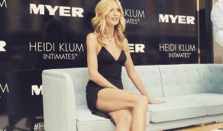 Wie dünn will Heidi Klum noch werden? (Foto)
