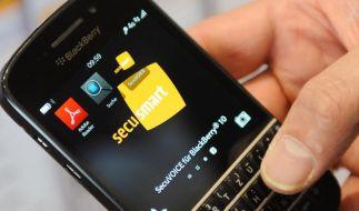 Vodafone und Secusmart lassen verschlüsselt telefonieren (Foto)