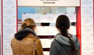 Frauen holen auf dem Arbeitsmarkt auf (Foto)