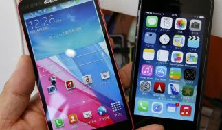 Marktforscher: Apple holte Samsung bei Smartphone-Verkäufen ein (Foto)