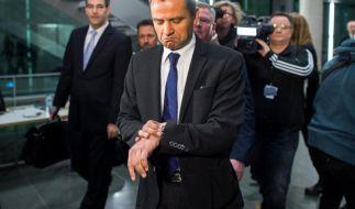 Der frühere SPD-Bundestagsabgeordnete Sebastian Edathy muss sich wegen des Besitzes von Kinderpornografie verantworten. (Foto)