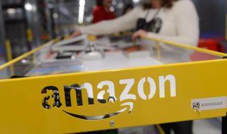 Amazon verzückt Börse auch mit gesunkenem Gewinn (Foto)