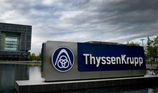 ThyssenKrupp Chef: Sind noch nicht über den Berg (Foto)
