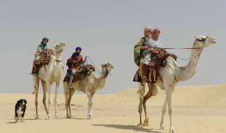 Die Fünf Freunde erleben ein spannendes Abenteuer in der Wüste. (Foto)