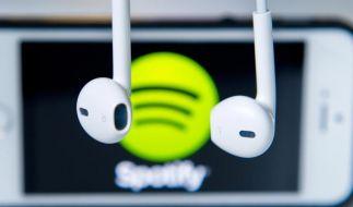 Medien: Spotify will eine halbe Milliarde Dollar von Investoren (Foto)